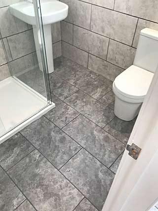 bathroom installer fitter