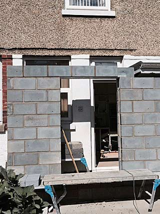 portsmouth home extensions